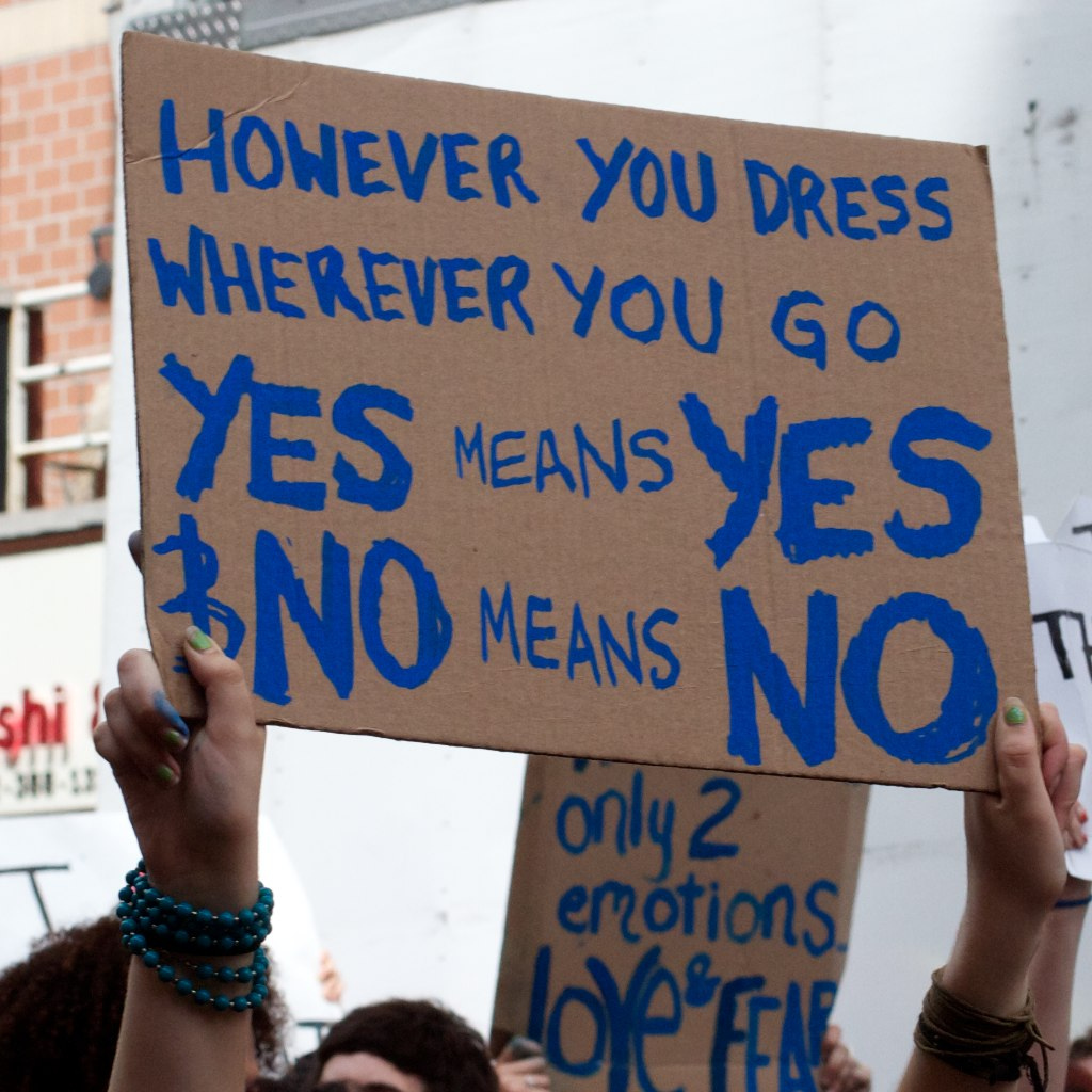 YES means YES and NO means NO