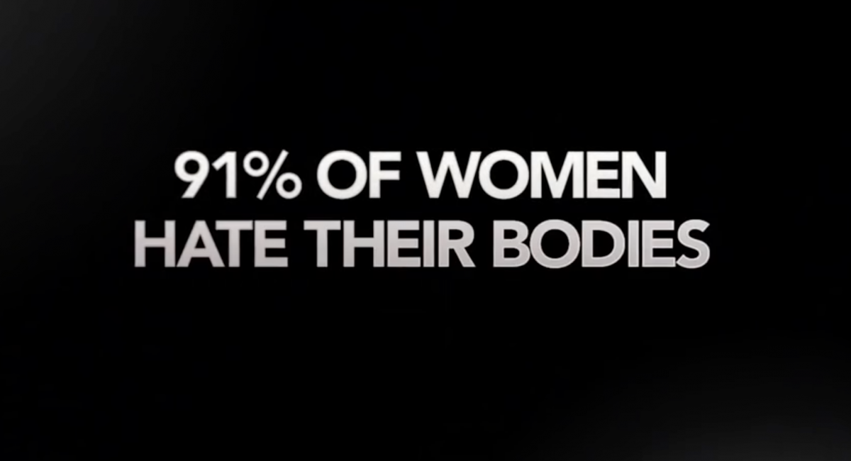 Hate their bodies